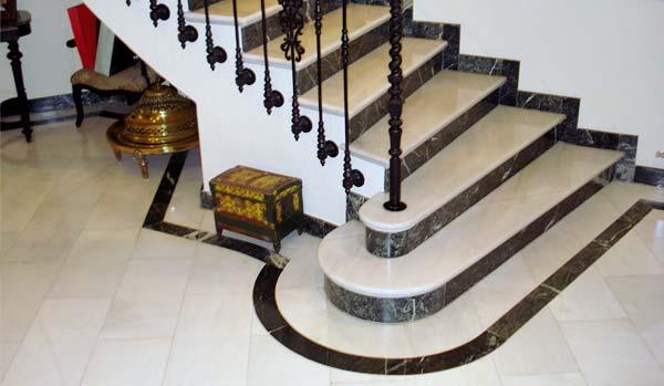 Construcci N Y Dise O De Escaleras En M Rmol Y Granito